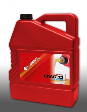 Nuevo aceite SYNTHETIC 0w20 Hybrid