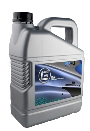 G OIL G1 SYNTHETIC 5W40 DPF C3
